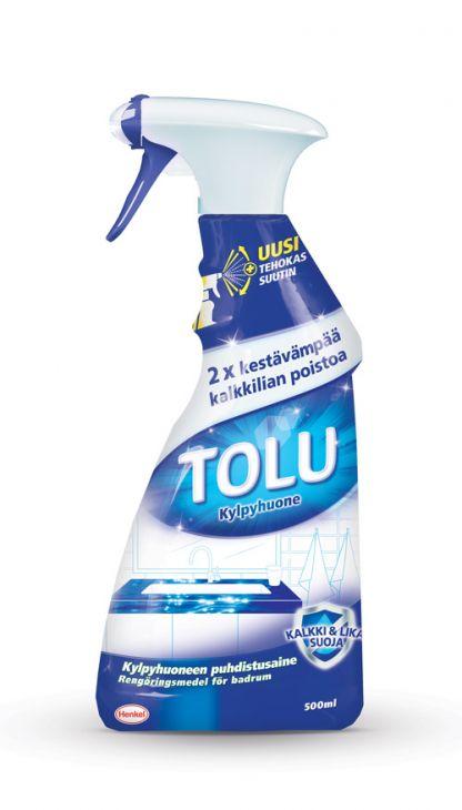 TOLU Kylpyhuone 0,5 л спрей для ванной