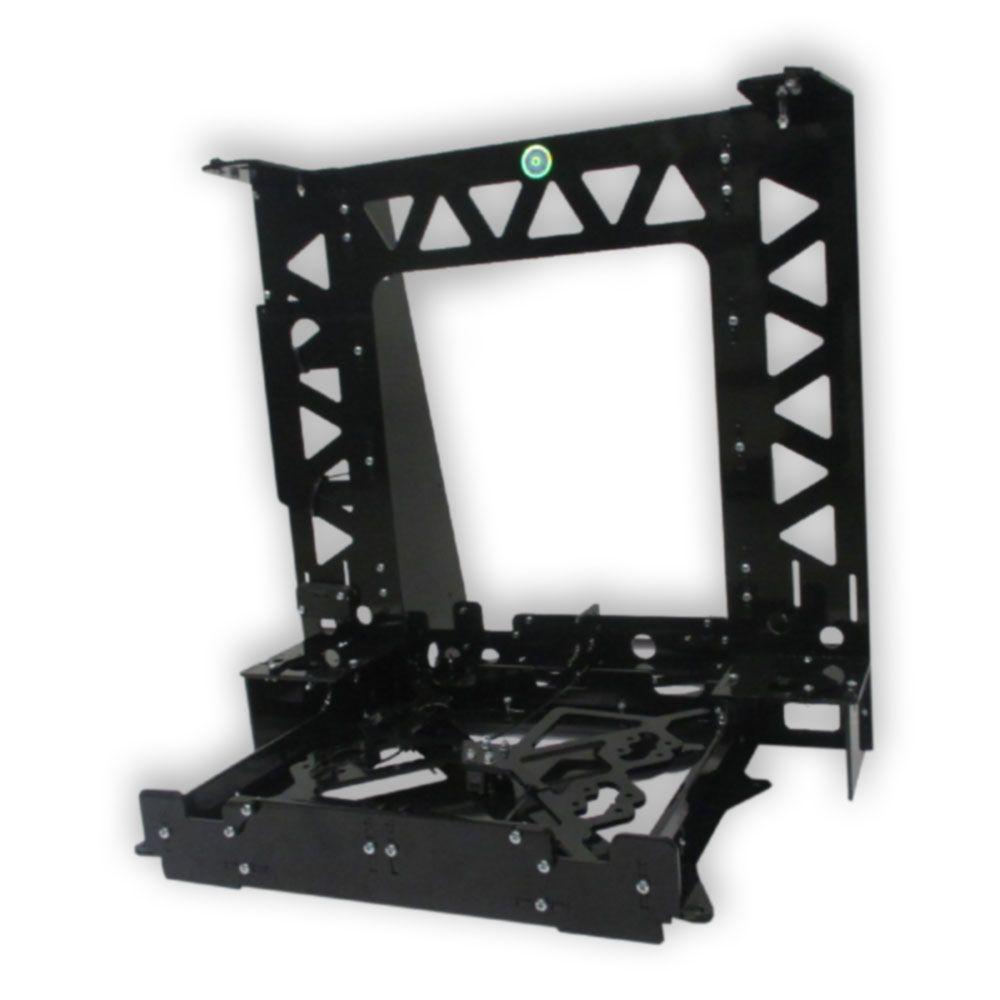 Стальная рама для 3D принтера Anet A6 (комплект для сборки)