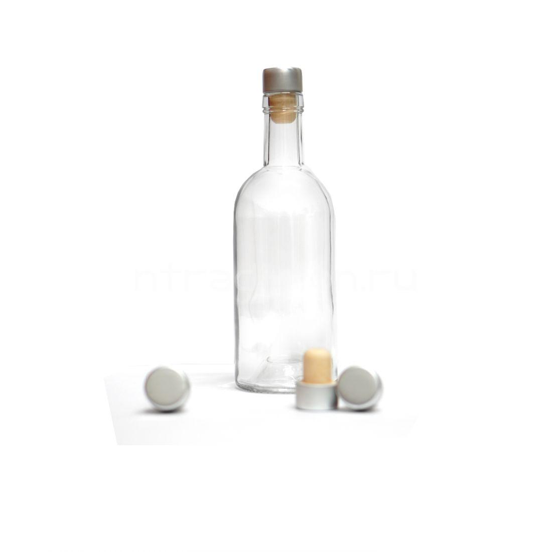 Бутылка Виски Лайт, 0,5 л./ 12 штук