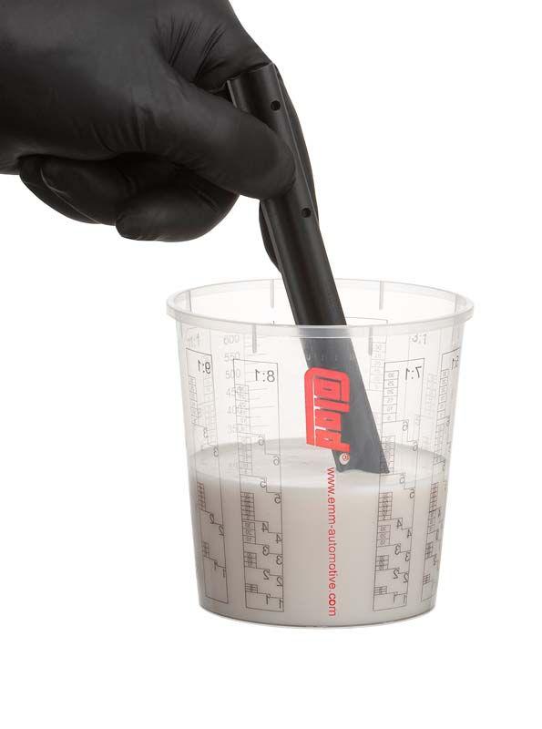 Colad Чашка для смешивания краски со шкалой, 350мл.