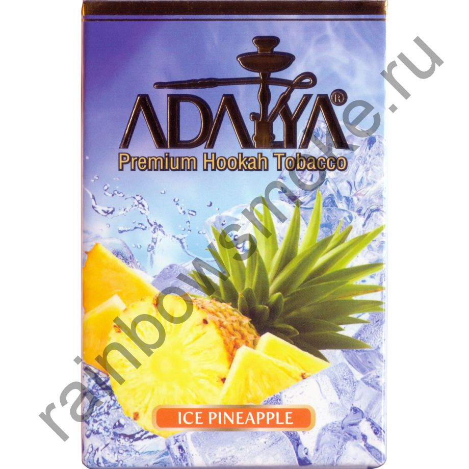 Adalya 50 гр - Ice Pineapple (Ледяной Ананас)