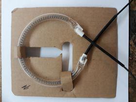Тэн стеклянный аэрогриля диаметр 11 см