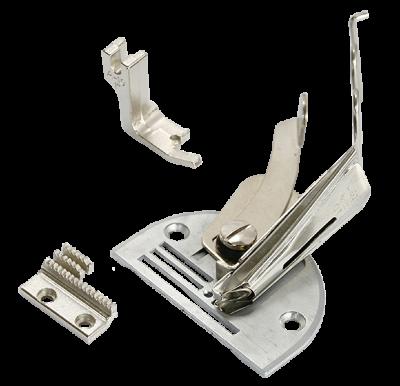 DAYU-119 (А10) окантователь изогнутых краев в 4 сложения, для прямострочных швейных машин
