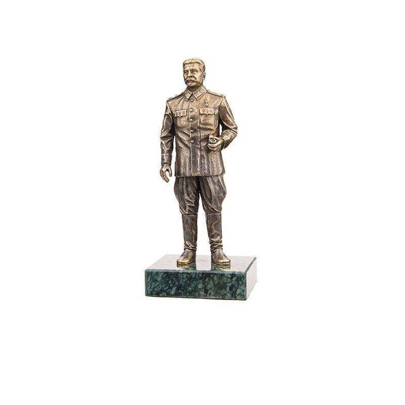 """Статуэтка """"И.В. Сталин """" на подставке"""