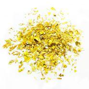 Конфетти, дроблёные золотые, 250 гр