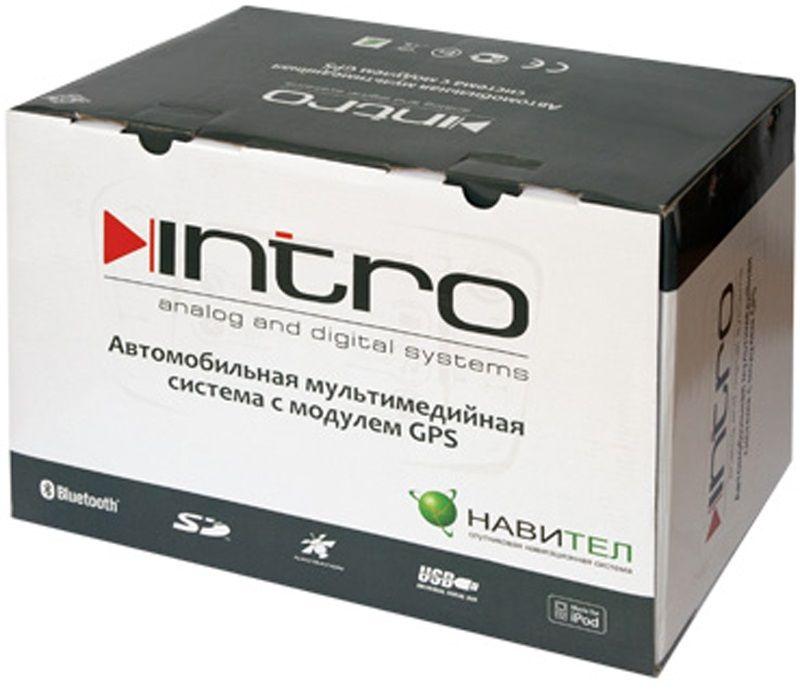 Штатная магнитола Citroen C-Crosser