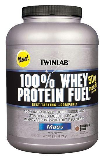 100% Whey Protein Fuel 5lb (2268 гр.)