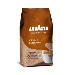 Кофе Lavazza в зернах Crema Е Aroma 1кг