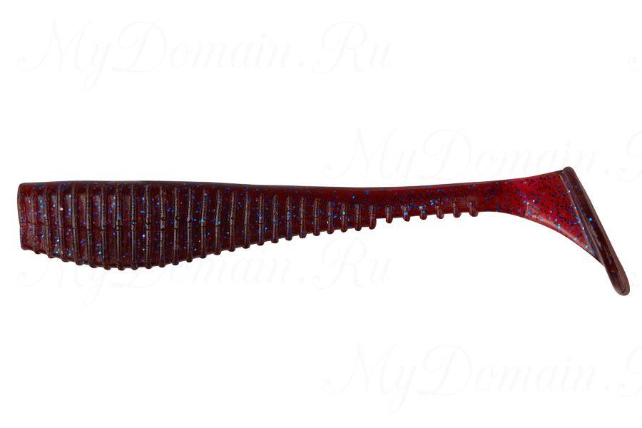 ВИБРОХВОСТ AKKOI ORIGINAL DIPLOMAT 74мм (уп. 6 шт.), цв. OR12