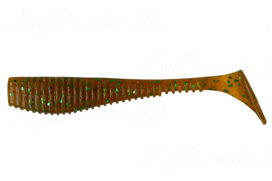 ВИБРОХВОСТ AKKOI ORIGINAL DIPLOMAT 74мм (уп. 6 шт.), цв. OR23