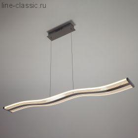 Светодиодный подвесной светильник Артикул: 90071/1 хром