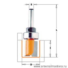 CMT 911.220.11B Фреза обгонная (верх. подш.) S8 D22x20