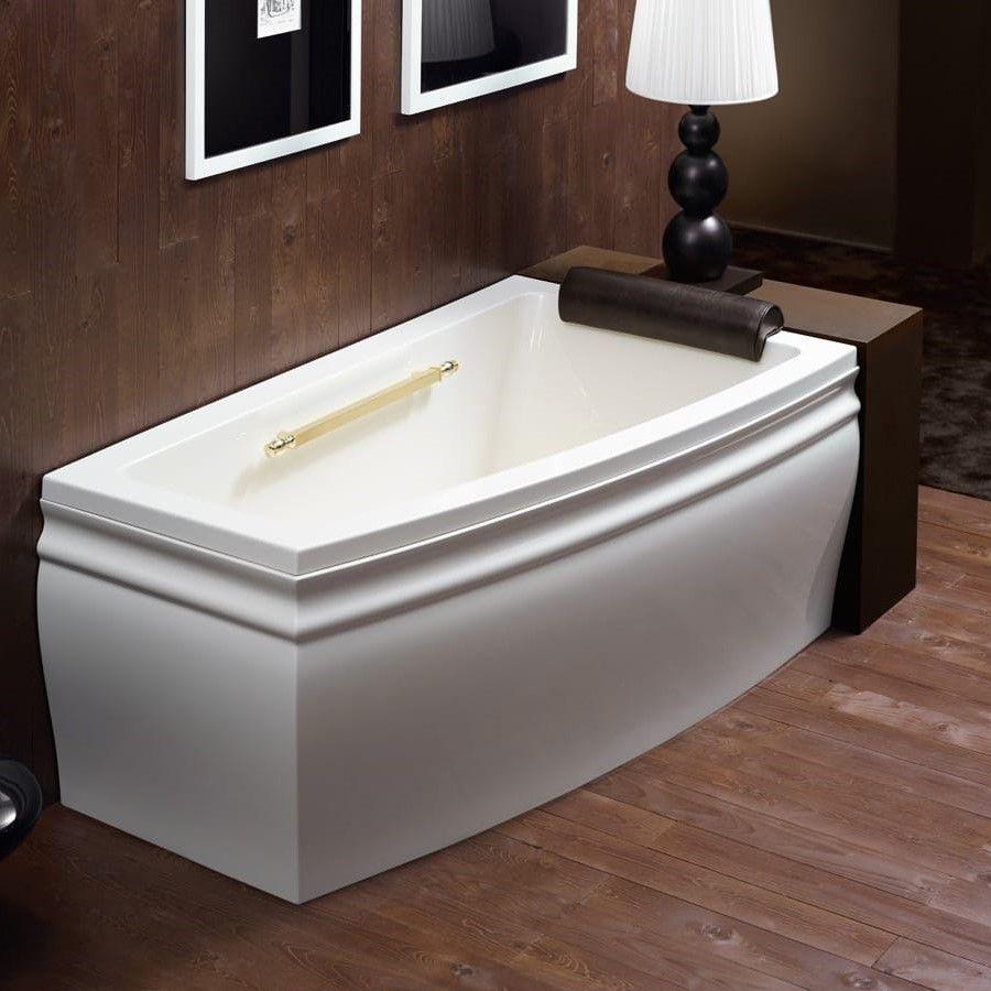 Гидромассажная ванна Gruppo Treesse Blanque 1690 160x90 V166 ФОТО