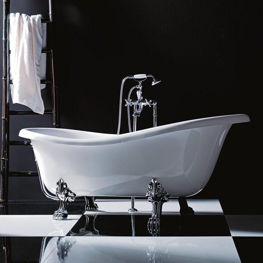 Ванна с лапками Gruppo Treesse Epoca 170x80 V5071 ФОТО
