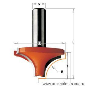 CMT 927.095.11 Фреза концевая радиусная D31,7 I14 S8 R9,50