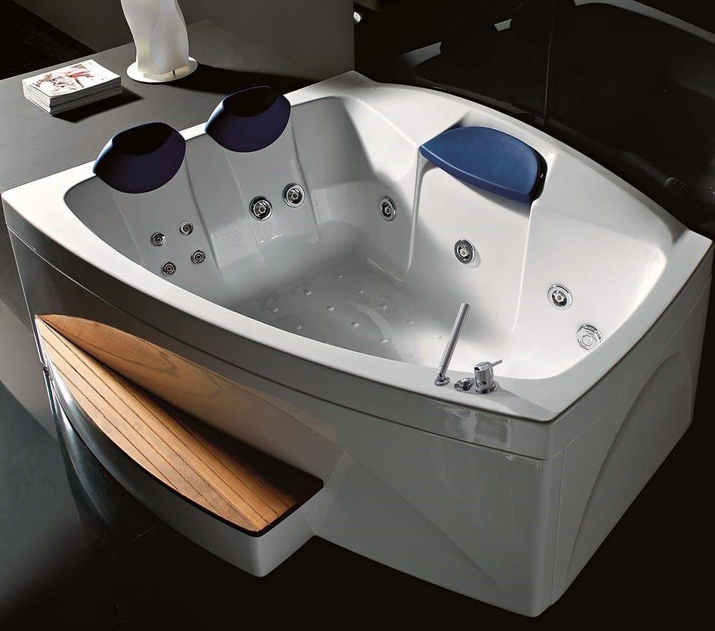 Гидромассажная ванна Gruppo Treesse Matrix Slim 170x138 V763 ФОТО