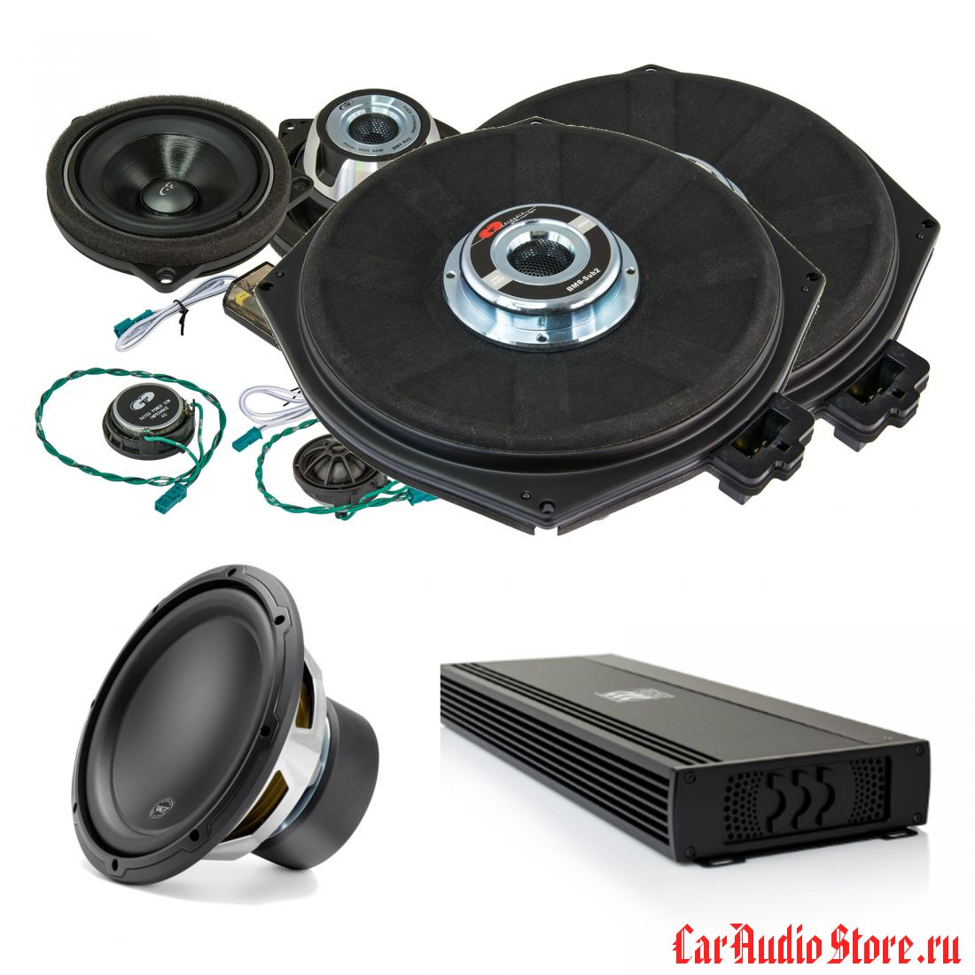 HIFI Kit CDT Audio 1.1 (MOREL)