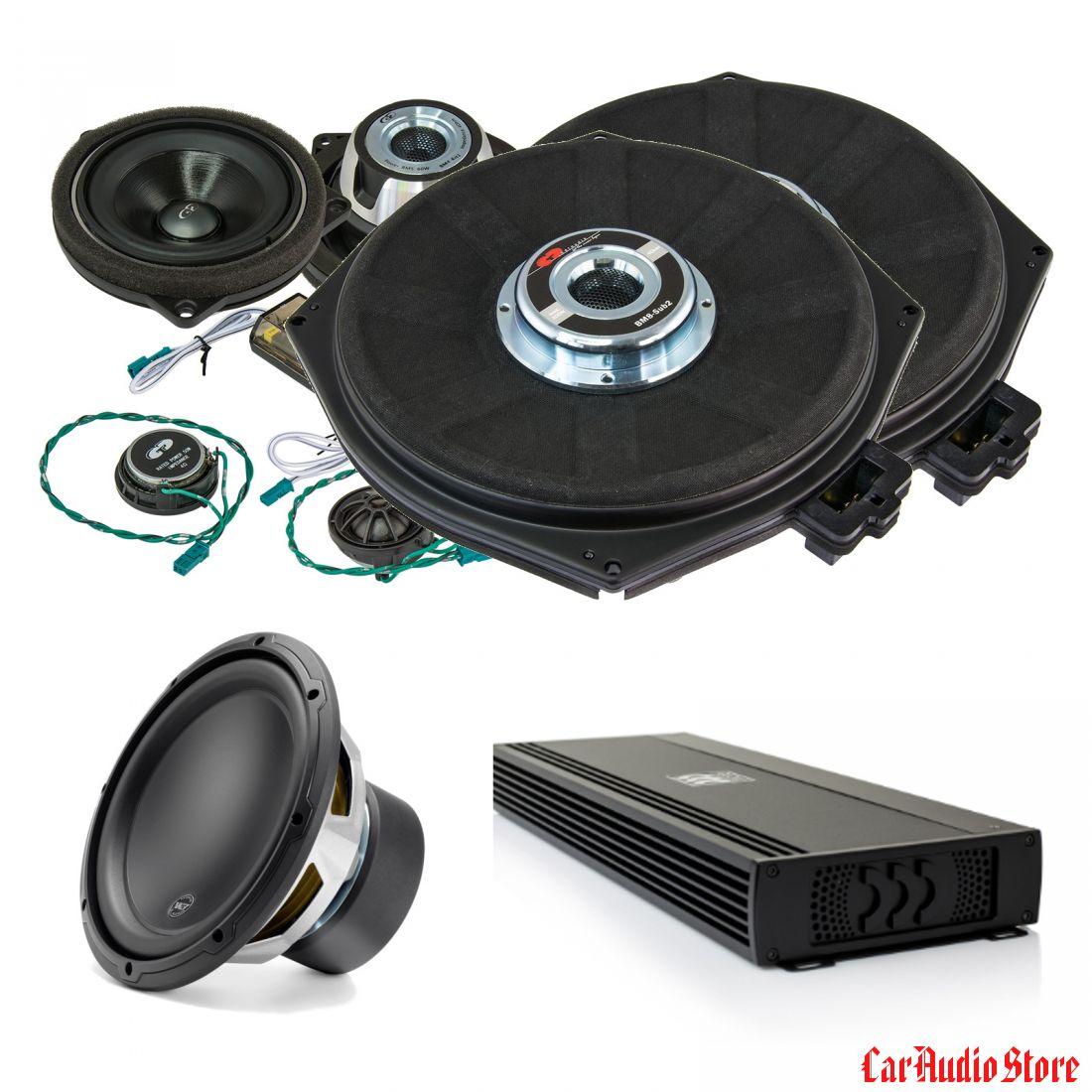 HIFI Kit CDT Audio 1.1 (MOREL)