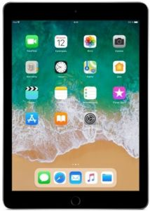 iPad (2018) Space Grey