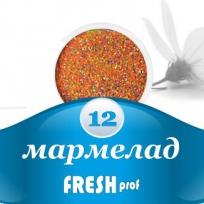 Мармелад для дизайна ногтей №12