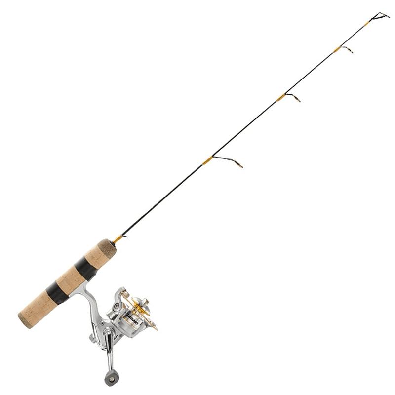 "Комплект (удочка+ катушка) Frabill Ice Hunter Series Combos 22"" QT, Quick Tip/Crappie"