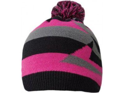 Шапка водонепроницаемая DexShell Waterproof Beanie Hat ветрозащитная дышащая Pink Stripe one size