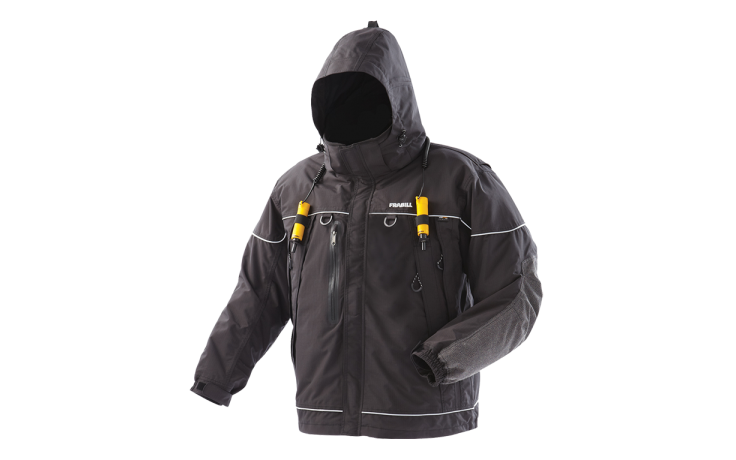 Куртка зимняя Frabill I-5 Jacket Black размер S