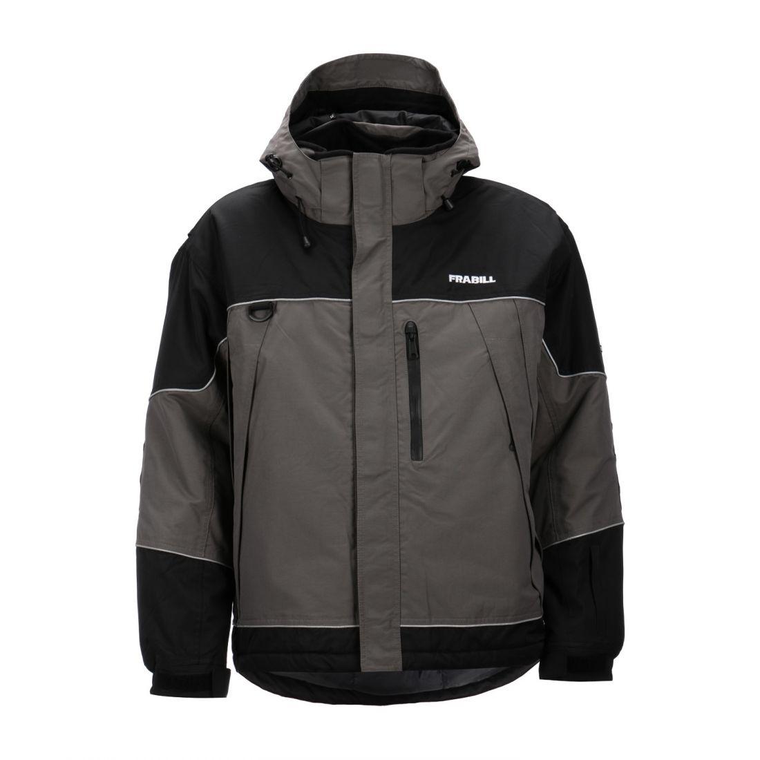 Куртка зимняя FRABILL FXE SNOSUIT JACKET GRAY размер M