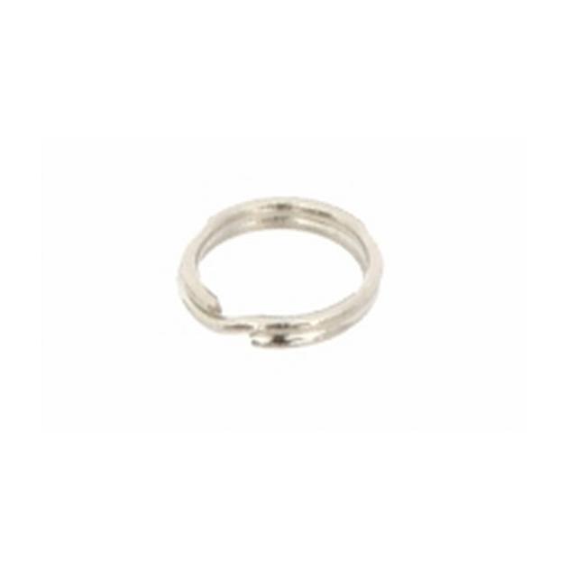 Кольцо заводное Mikado круглое 6.0 x 0.6 (12 шт.) фас.=10 уп., упак