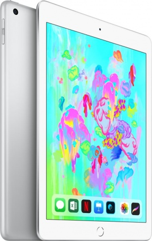Apple iPad (2018) 128Gb Wi-Fi + Cellular Silver