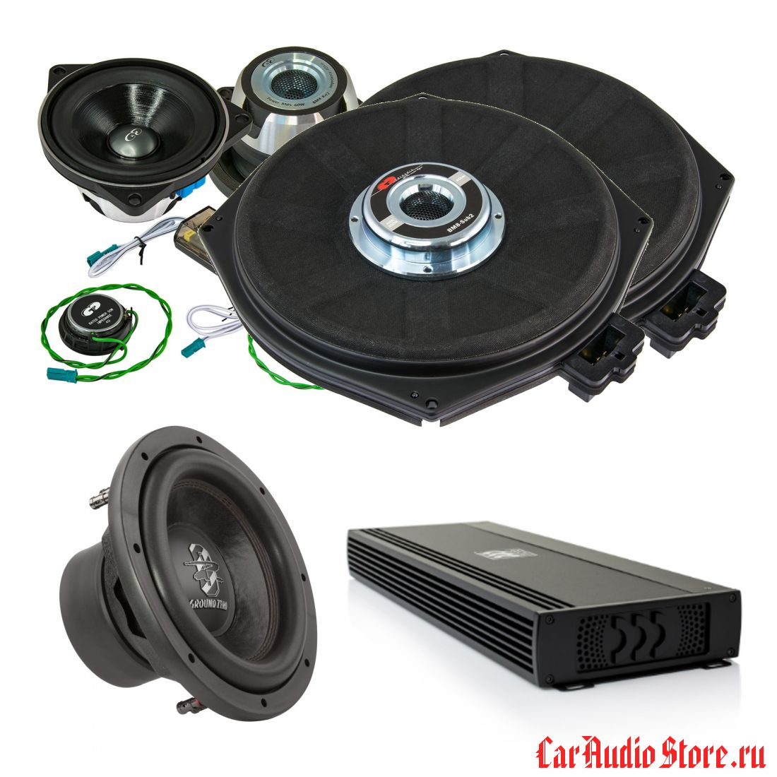 HIFI Kit CDT Audio 2.4 (MOREL)