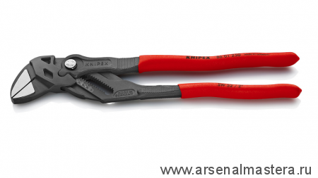 Клещи переставные-гаечный ключ KNIPEX 86 01 250