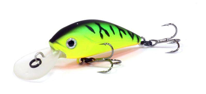 Воблер ASAKURA S.HORNET DR-F 070-цвет,3,5 см.,2,6 гр, заглубление 1,0-1,5 м.,
