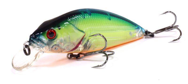 Воблер ASAKURA PERCH SR-F 906 - цвет, 8 см., 16,2 гр, заглубление 0,7 - 1,5 м.,