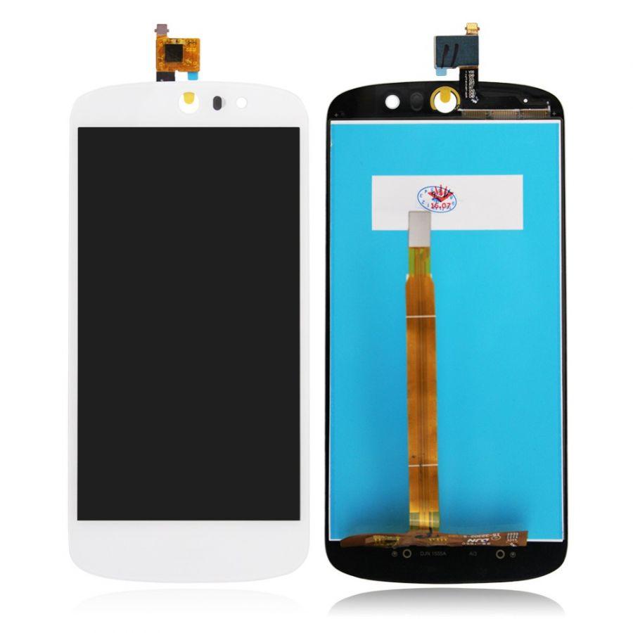 LCD (Дисплей) Acer Liquid Z530 (в сборе с тачскрином) (white) Оригинал