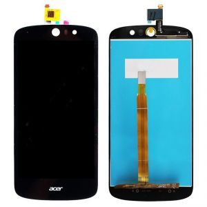 LCD (Дисплей) Acer Liquid Z530 (в сборе с тачскрином) (black) Оригинал