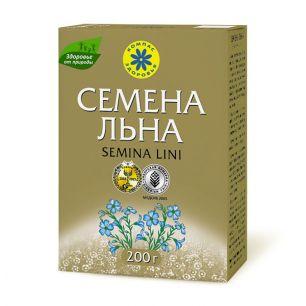 """""""Компас Здоровья"""" Семена льна, 200гр"""