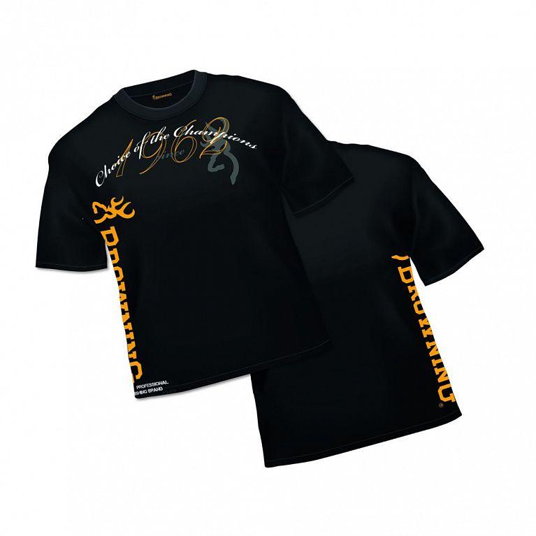 Футболка Browning Т-Shirt Exclusive чёрная размер XXL
