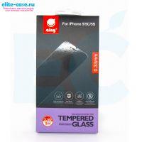 Защитное стекло Ainy GLASS для Apple iPhone 5/5S/SE 0.33mm