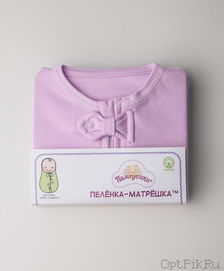 Пеленка Матрешка на молнии