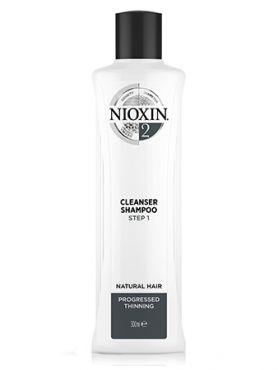 NIOXIN 3D Очищающий шампунь Система 2 new