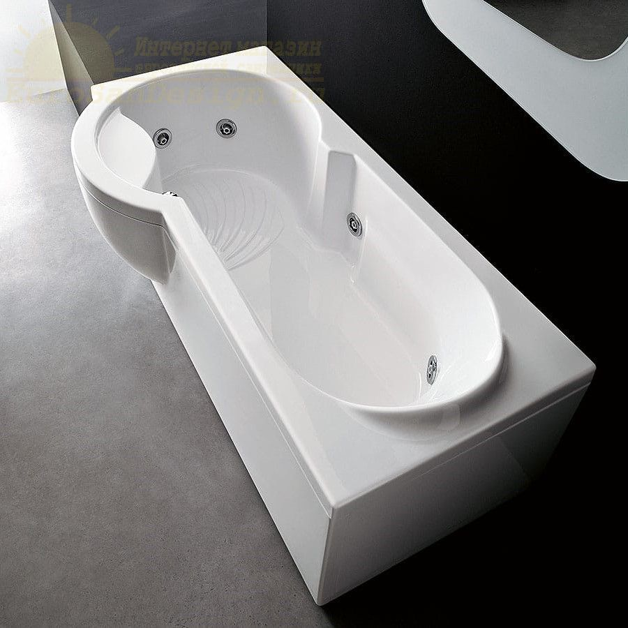 Гидромассажная ванна Gruppo Treesse Simona 170x85 V567 ФОТО