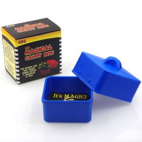 Волшебная конфетная коробочка Magic Candy Box (Синяя)