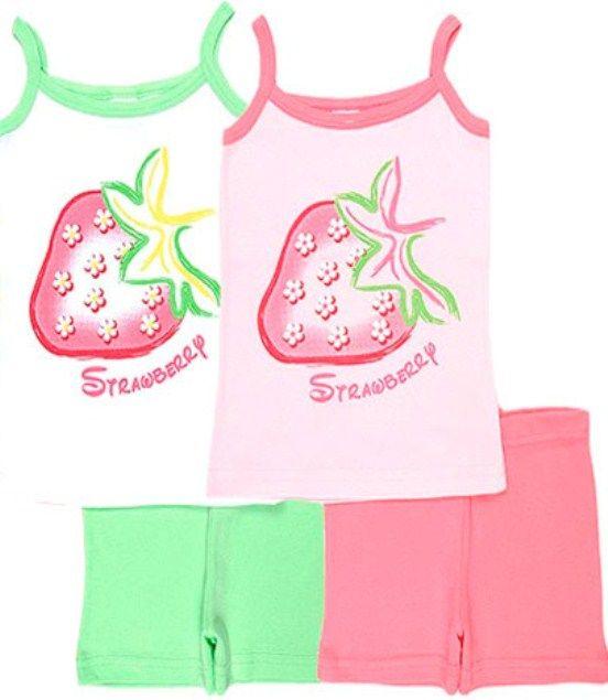 Зеленый комплект для девочки