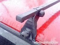Багажник на крышу на ВАЗ 2108-21099 (Атлант, Россия) - стальные дуги