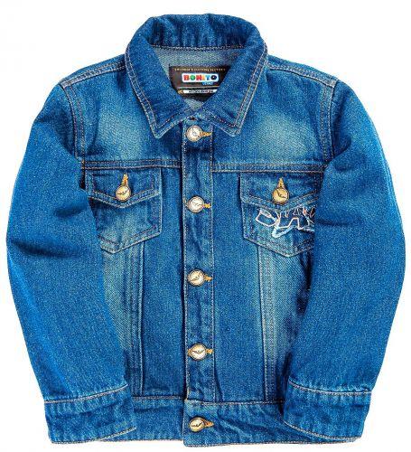 Куртка джинсовая Bonito Jeans, для мальчиков 2-5 лет BN969