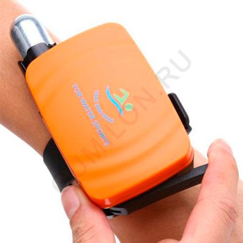Наручный спасательный браслет SHUI BAO BIAO
