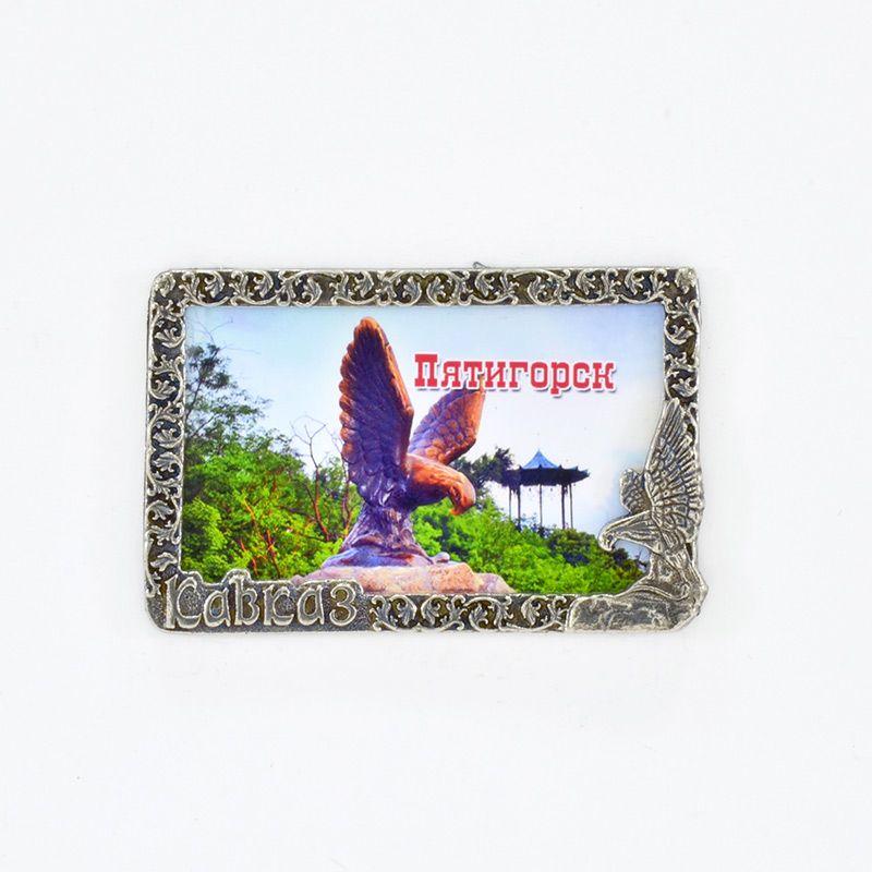 "Рамка-магнит ""Кавказ. Орел пятигорский - 3"""