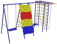 Уличный детский спортивный комплекс - Модель № 17