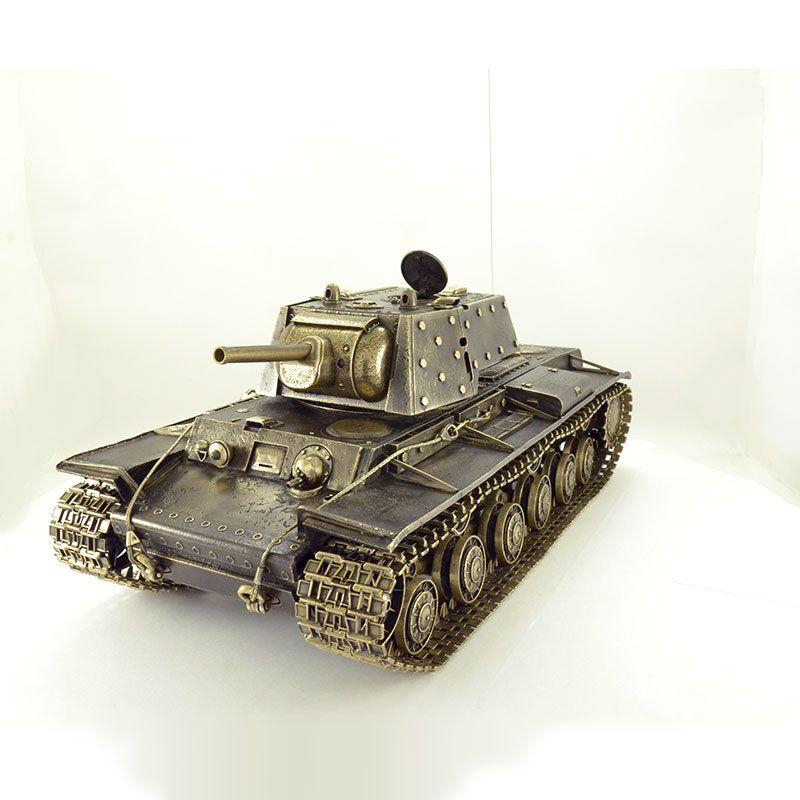 Радиоуправляемый танк КВ-1 (1:16)